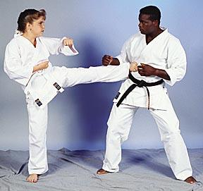 10oz. White Traditional Heavyweight Karate Uniform